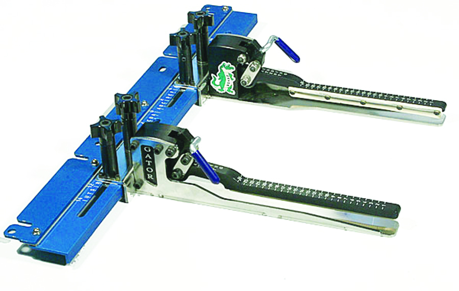 gator clamping system  pinpoint international